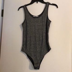 Shimmer Holiday Bodysuit